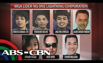 Scam – One Lightning Corporation leader captured by the NBI in his office